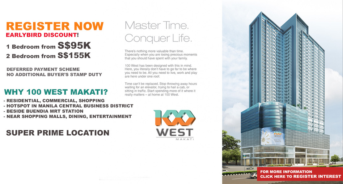 100 West Makati Why The Best Investment Fast Growth