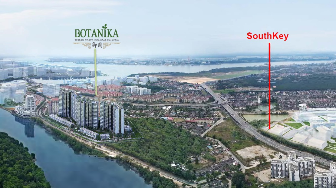 Botanika-Tebrau-Coast-Southkey-Iskandar-New-Launch