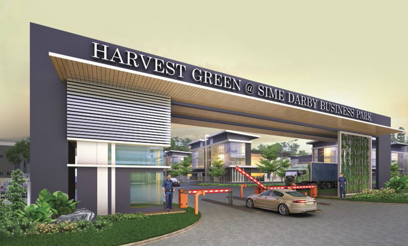 harvest-green-iskandar-entrance