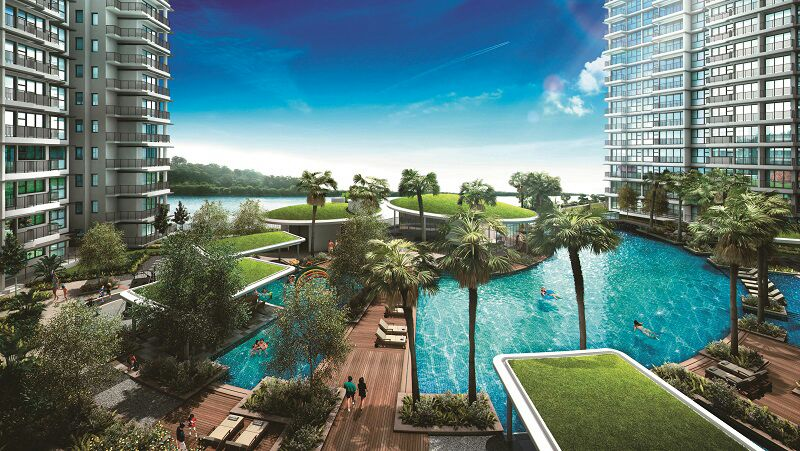 Rivertrees Residences Facilities
