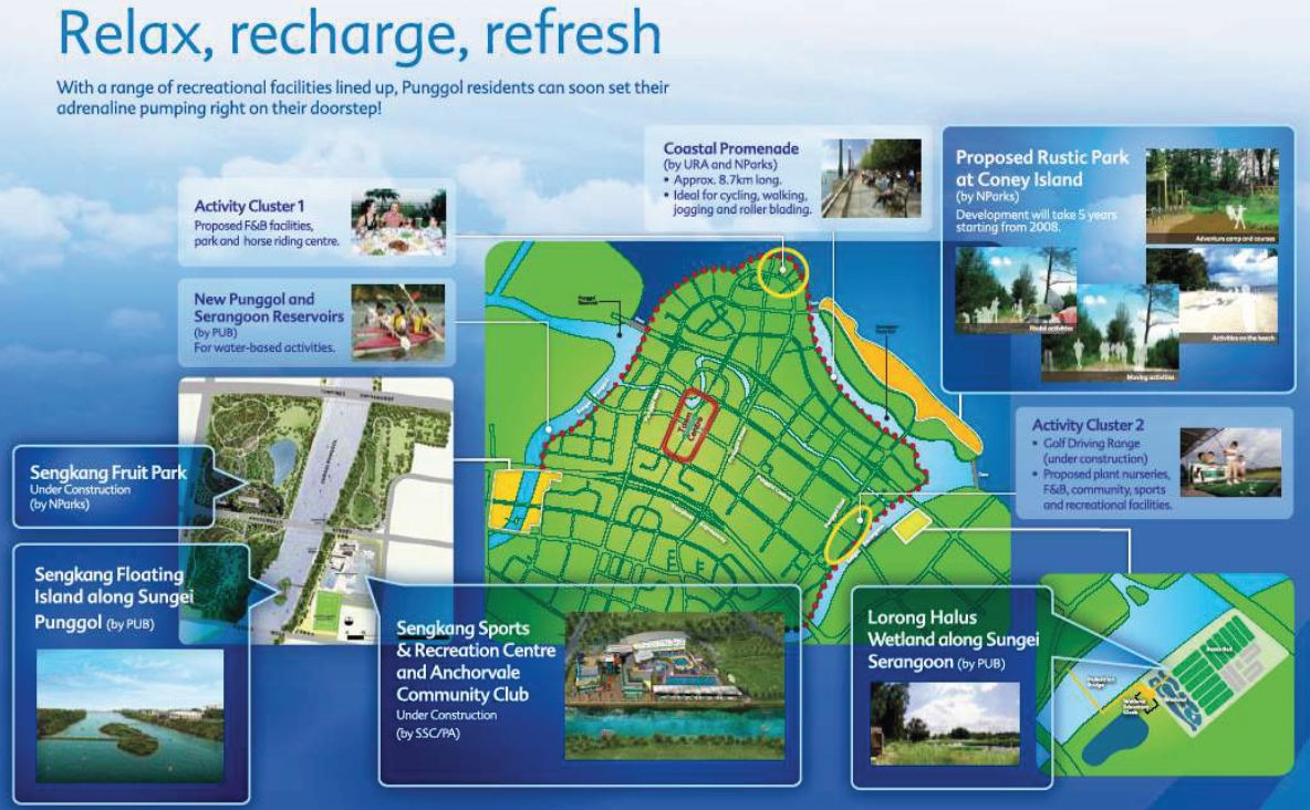 Rivertrees Residences Amenities