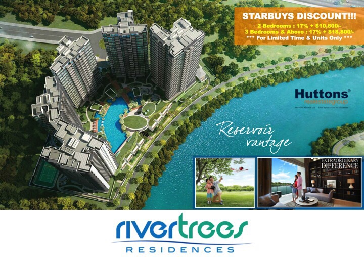 Rivertrees Residences Price Discount