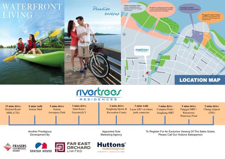 Rivertrees Residences Transport Hub