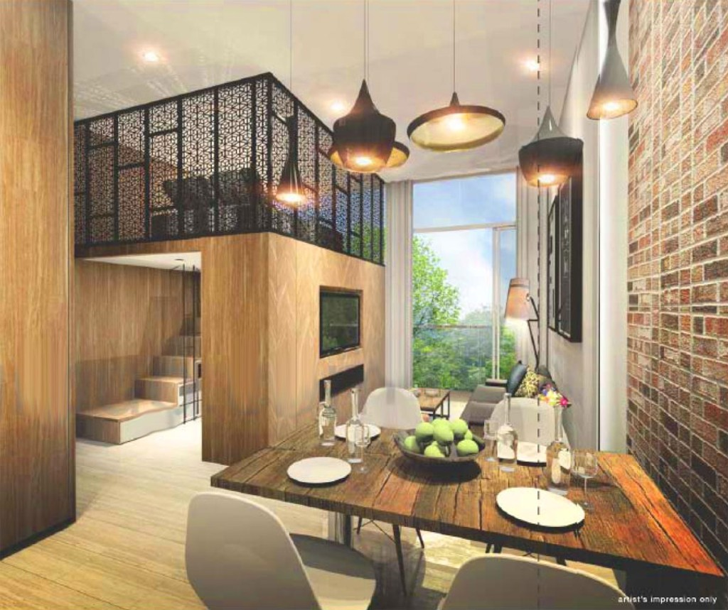 Singapore Condo Interior Design: Undervalued New Freehold