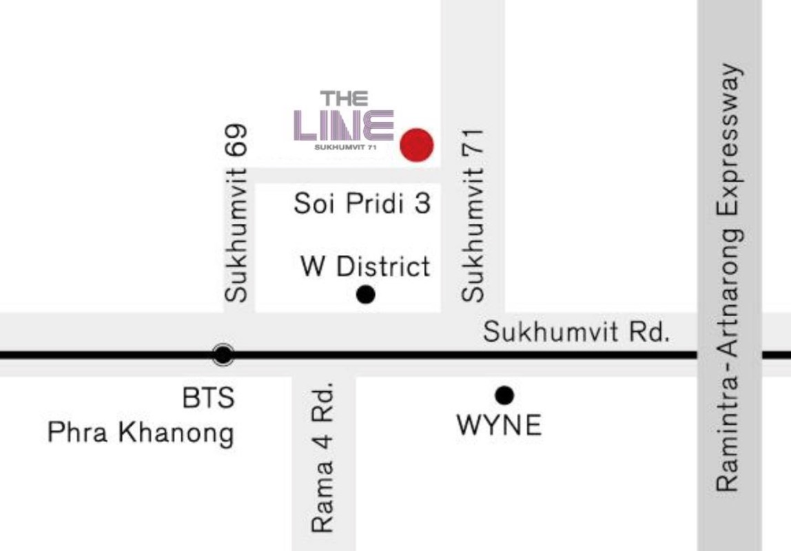 the-line-bangkok-location