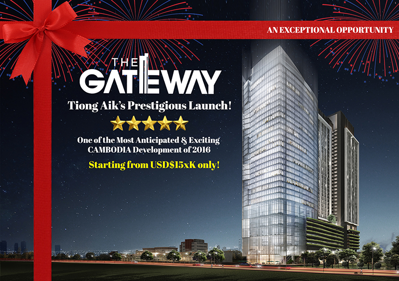 The Gateway Cambodia Launch - Value Property