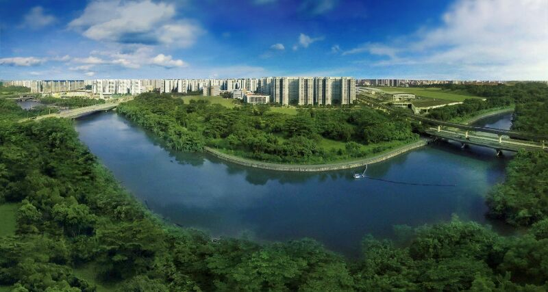 Rivertrees Residences Panoramic View