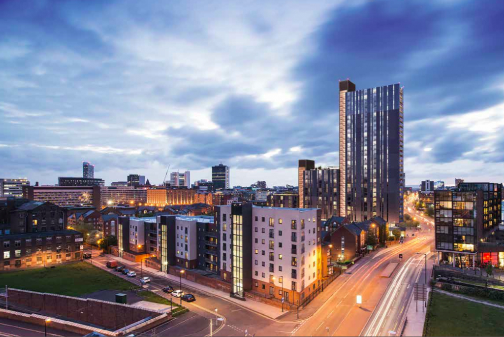 Oxygen Tower Manchester | 11 Reasons To Invest