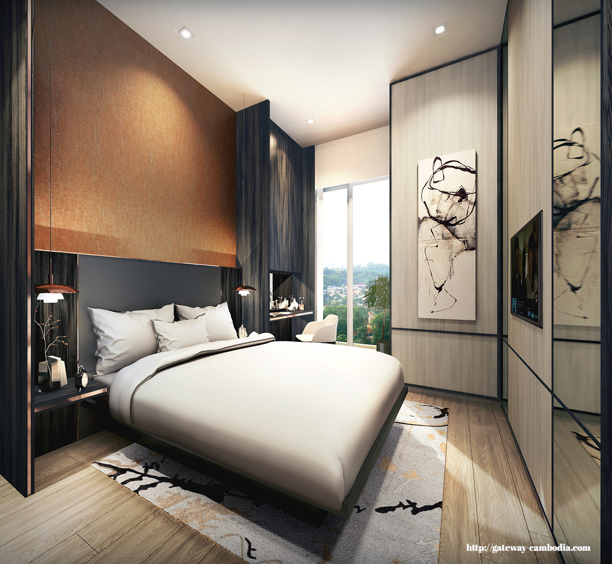 The Gateway Bedroom - Value Property
