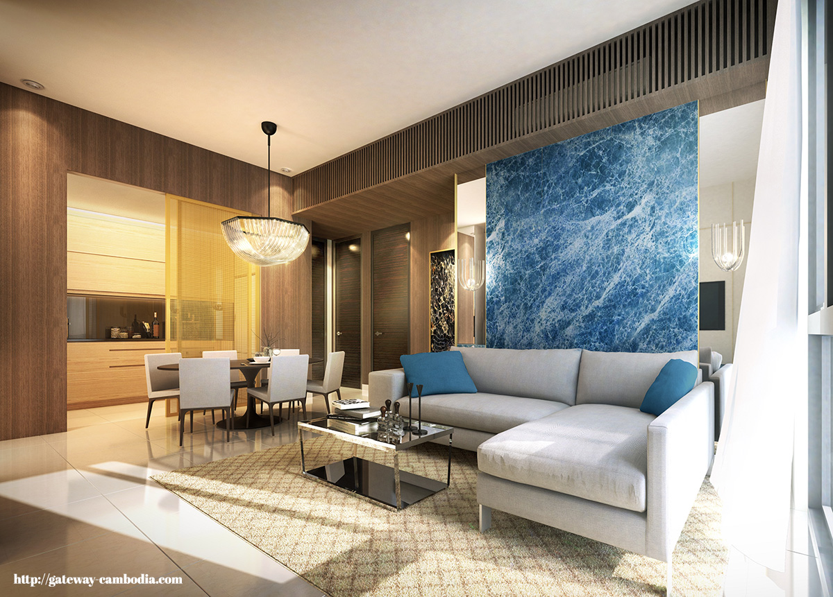 The Gateway Living Room - Value Property