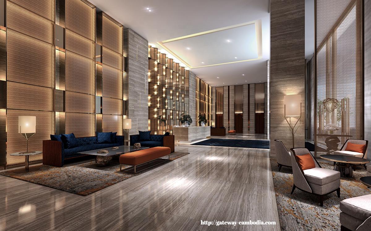 The Gateway Lobby - Value Property