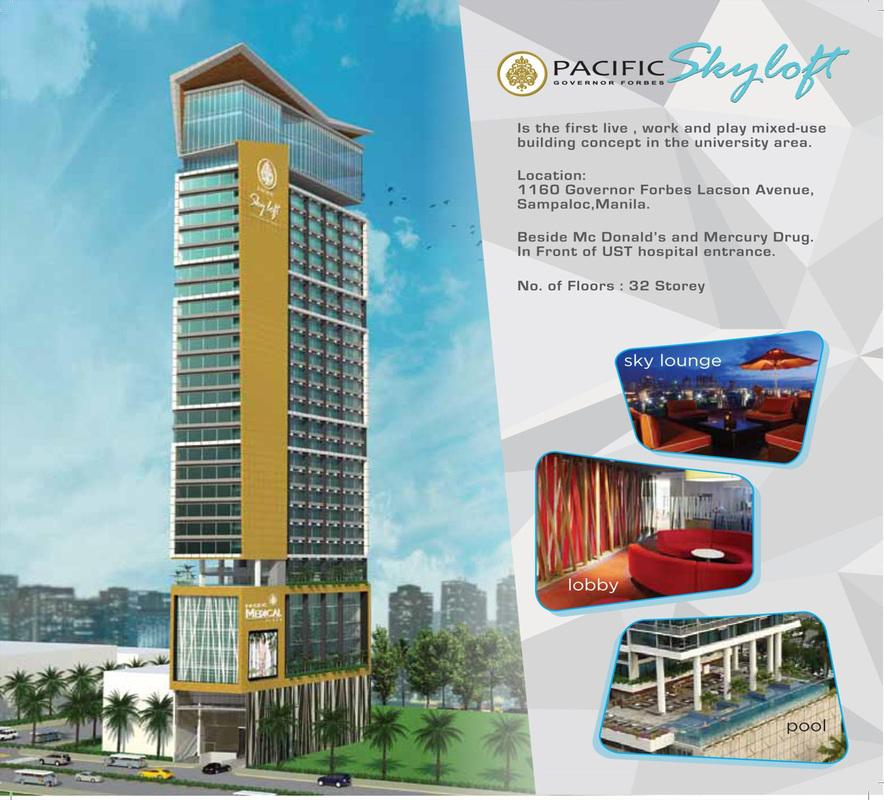 Pacific Skyloft manila